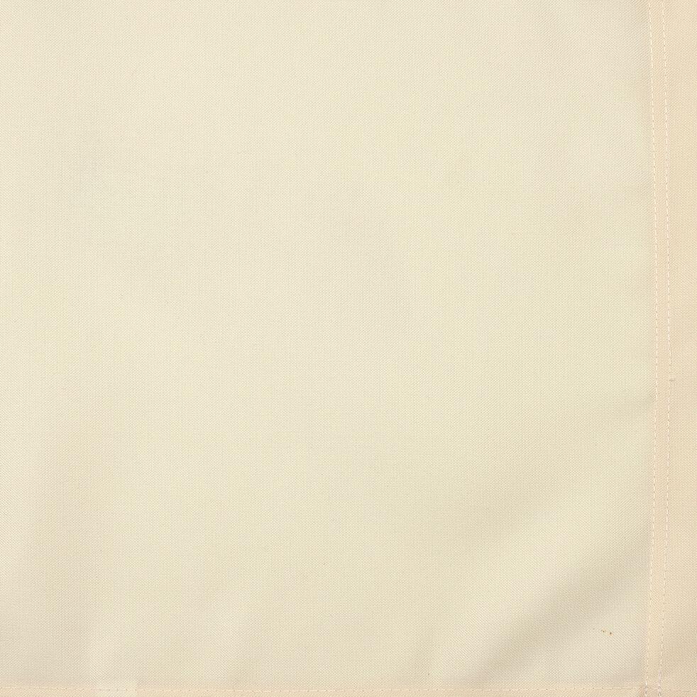 Toile de chilienne de jardin - blanc écrue-Udine