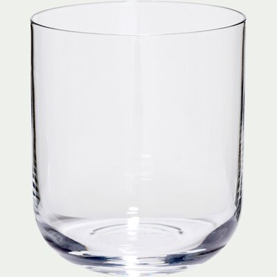 Verre transparent en verre 45cl-SUBLIME