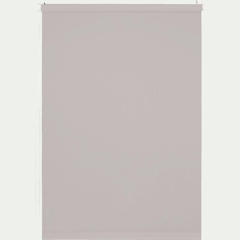 Store enrouleur tamisant - gris clair 52x170cm-EASY TAM