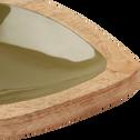 Coupelle en manguier vert olivier-MANGUI
