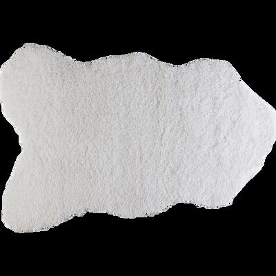 Tapis pour enfant peau de mouton blanc-SHAUN