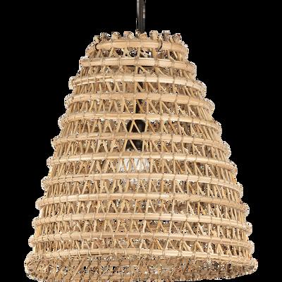 Suspension extérieure en fibre de palmier D45xH80cm-ORIA