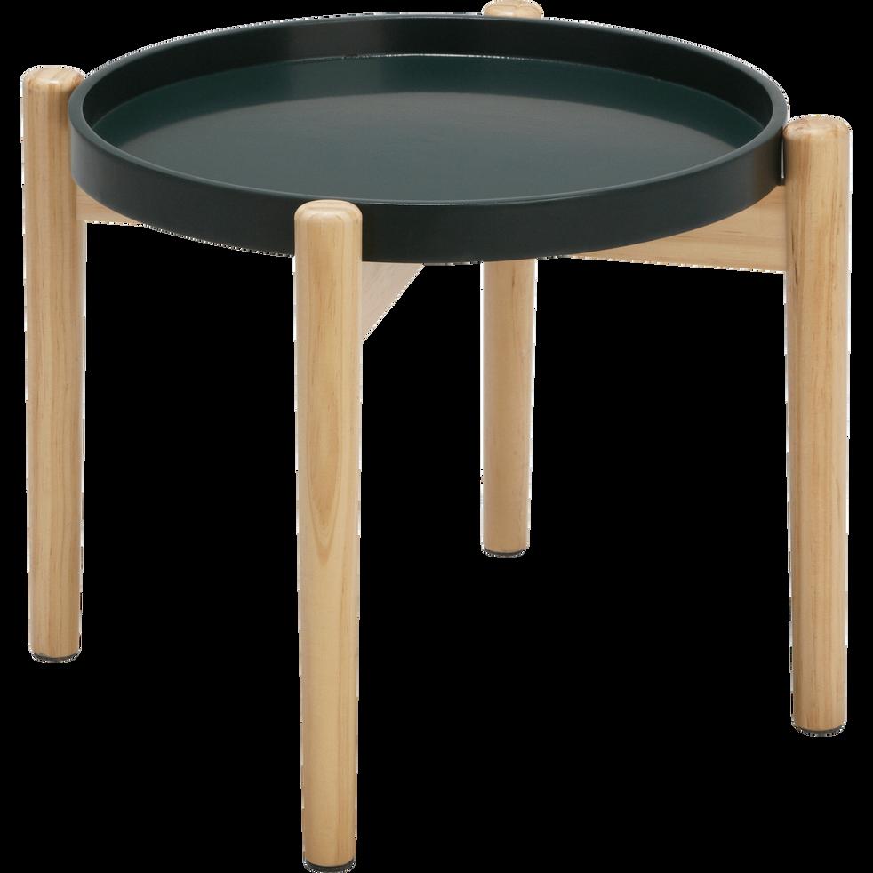 bout de canap vert voila bouts de canap alinea. Black Bedroom Furniture Sets. Home Design Ideas