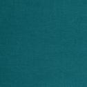 Drap plat en lin vert 270x300cm-VENCE