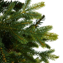 Sapin artificiel vert H210cm-KINGSWOOD