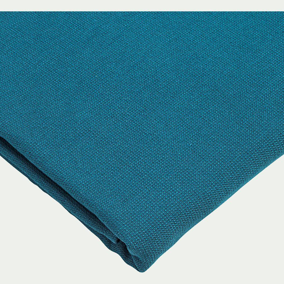 Fouta de plage 180x90cm - bleu-Tuitti