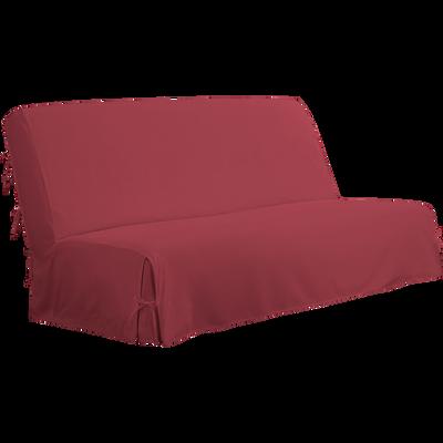 Housse pour BZ rouge 140cm-HOUSSE