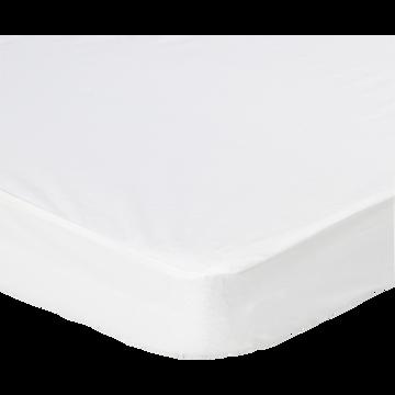 Protège-matelas imperméable en coton 200x200cm bonnet 25cm-Dry