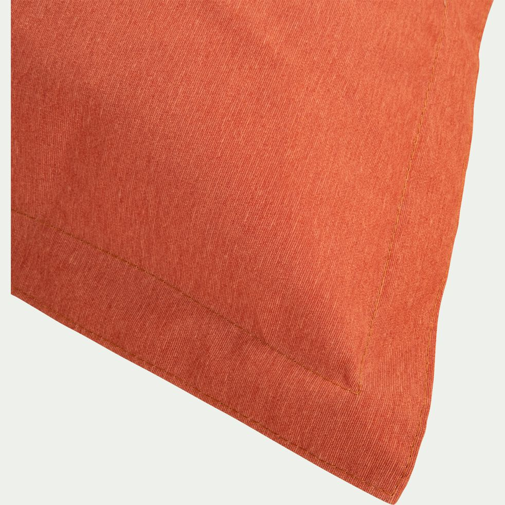 Pouf d'extérieur - marron rustrel 150x130cm-VARENNE
