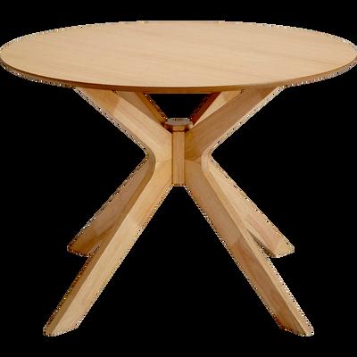 Table de repas ronde - 5 places-LEANDRE