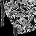 Chaise en tissu à motifs ink.30-JASPE