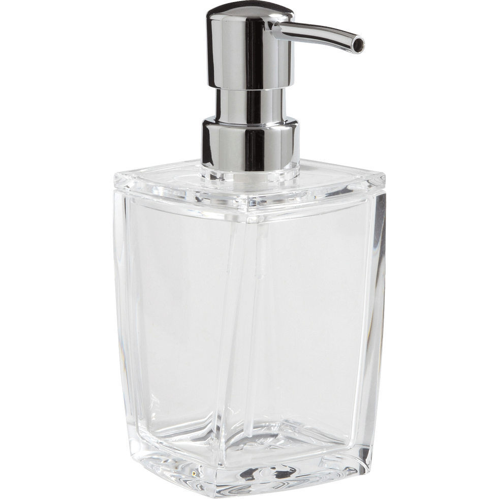 Distributeur de savon transparent-EVA