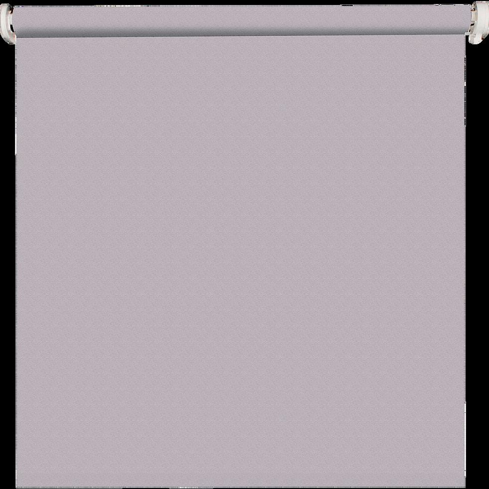 Store enrouleur tamisant gris clair 150x190cm-TAMISANT