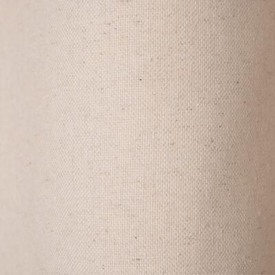 Rideau thermique beige roucas 140x250cm-CEZE