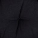 Galette de chaise ronde gris calabrun D40cm-CALANQUES