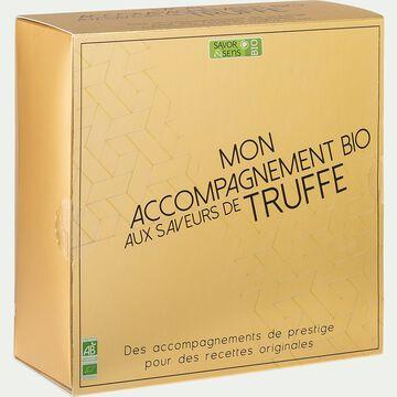 Coffret d'accompagnements BIO aux saveurs de truffe-MA BOX TRUFFE