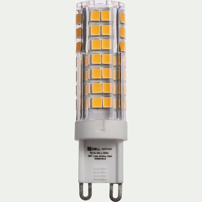 Ampoule LED blanc neutre culot G9-CLASSIQUE