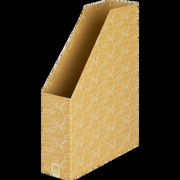 Range-revue en carton motifs amande-AMANDE