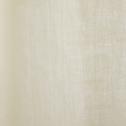 Rideau en lin beige roucas 140x300cm-VALLON
