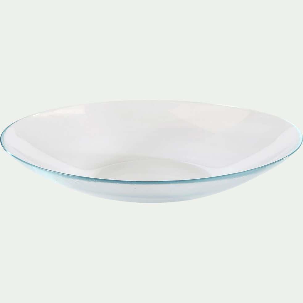Saladier en verre - D39,5cm-ATLAS