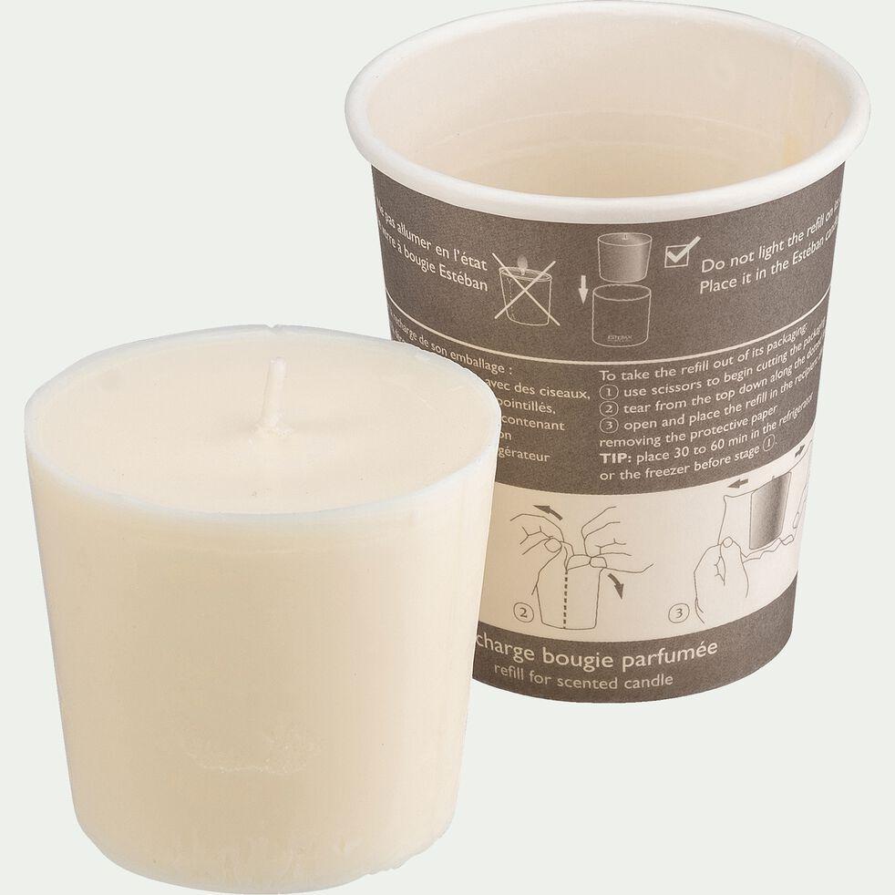 Recharge pour bougie parfumée senteur Terre d'Agrumes 170g-AGRUMES