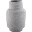 Vase effet béton H24cm-CALCIS