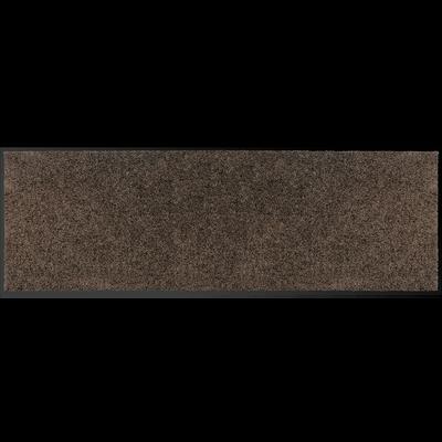 Tapis de couloir marron 60x180cm-BEN