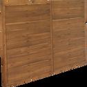 Tête de lit en acacia pour lit L140 cm-SONGMA