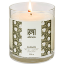 Bougie parfumée Jasmin 250g-JASMIN
