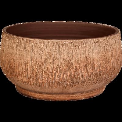 Cache-pot en terre cuite-Tétouan