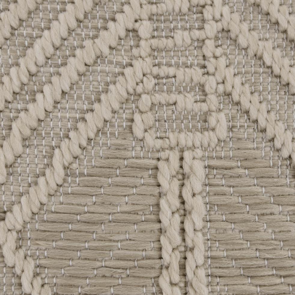 tapis ext rieur et int rieur cru 120x170cm zout 120x170 cm grands tapis de salon alinea. Black Bedroom Furniture Sets. Home Design Ideas