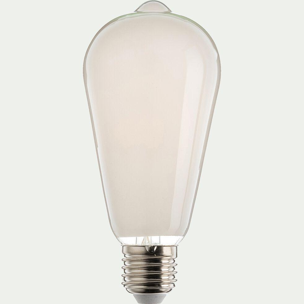 Ampoule déco LED dimmable poire - blanc chaud-STANDARD