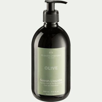 Savon de marseille liquide - olive 500ml-MARIUS