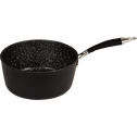 Casserole effet pierre D20cm (tous feux dont induction)-ROCK