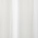 Voilage double gaze en coton 130x250 cm-SUZETTE