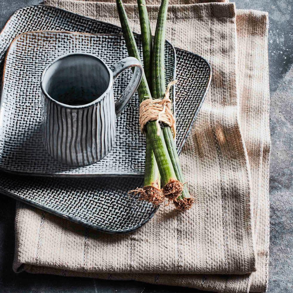Gamme de linge de table en lin et coton-NAIS