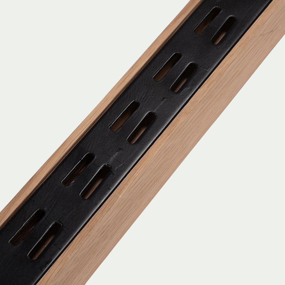 Montant pour étagère à composer en chêne H200cm-PORTPIN
