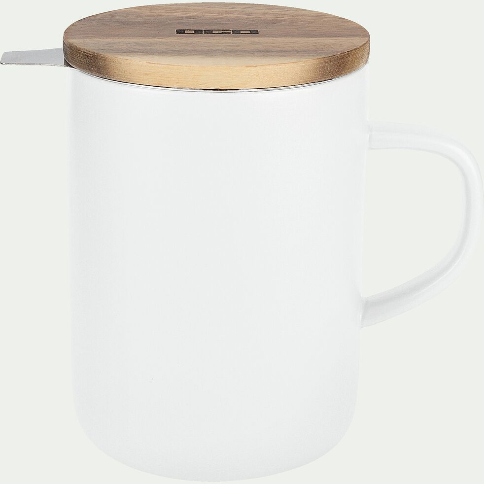 Tisanière avec filtre et couvercle 47,5cl-ASSAM