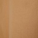 Rideau à oeillets en coton beige nèfle 140x250cm-CALANQUES