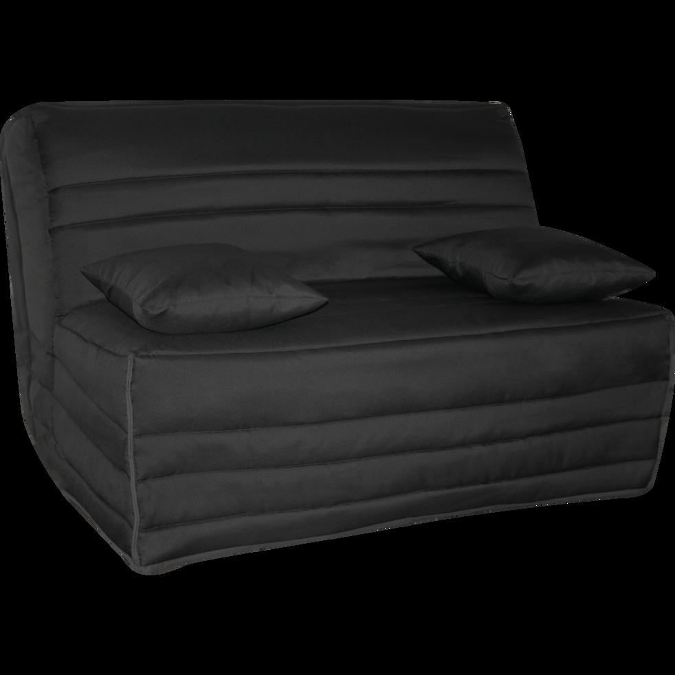 housse pour bz 140cm anthracite ha ti housses de clic. Black Bedroom Furniture Sets. Home Design Ideas