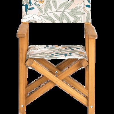 Chaise de casting enfant pliable motif arbousier-ARBOUSIER