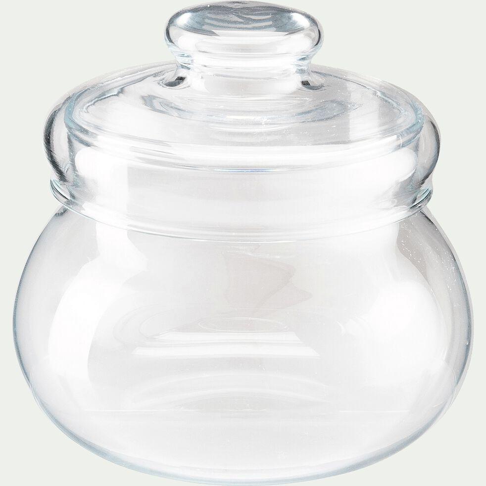 Boite à sucre en verre borosilicate - 0,5L-TITO