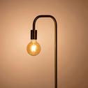 Lampadaire en laiton doré H140cm-MANON