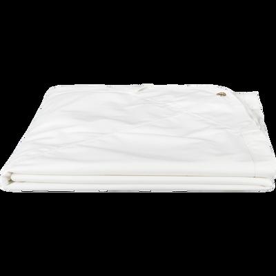 Toile de tonnelle blanche en polyester 3,3m-BELNA