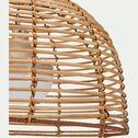 Suspension extérieure nomade en fibres naturelles - H22xD35cm-BOSSA