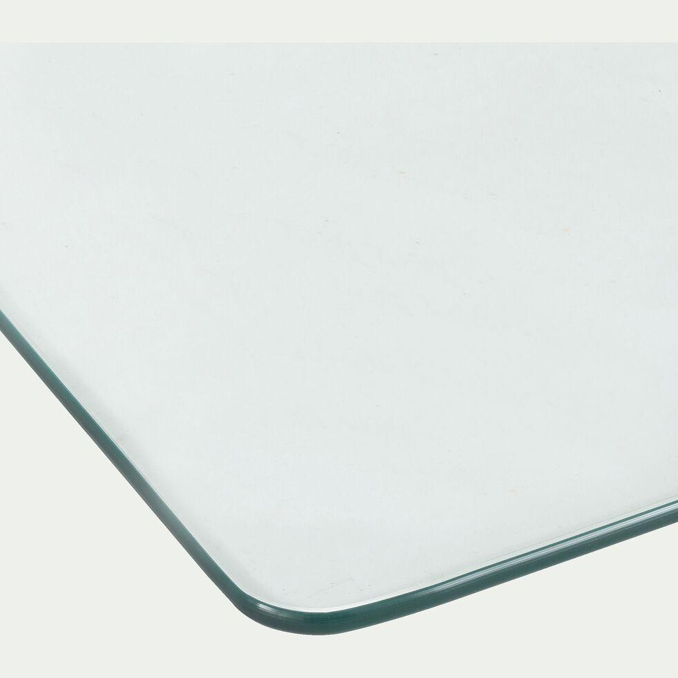 Plateau de bureau composable en verre-PUNCIA