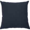 Coussin en coton gris calabrun 40x40cm-CALANQUES