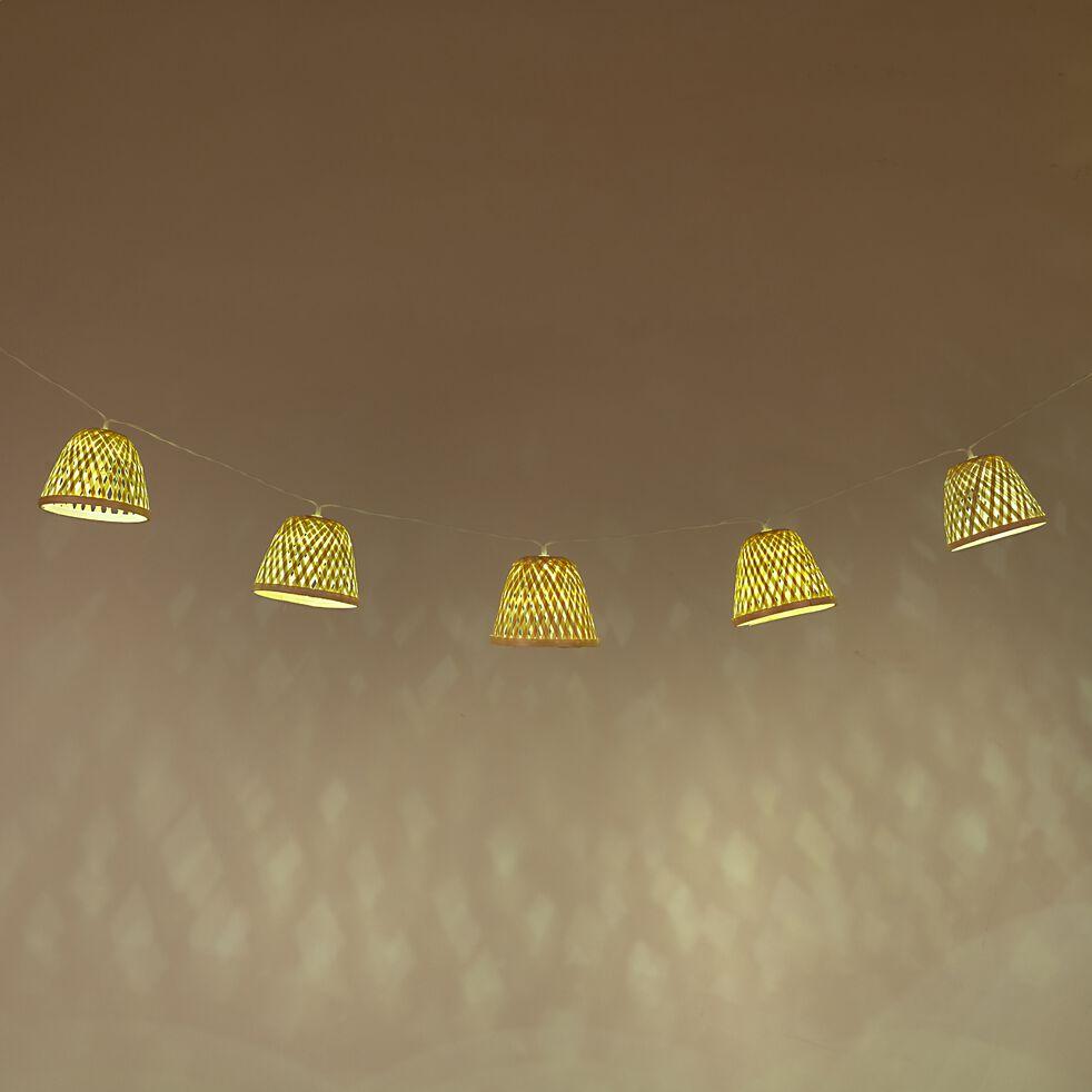 Guirlande solaire d'extérieur - naturel 3,8m-CHILL