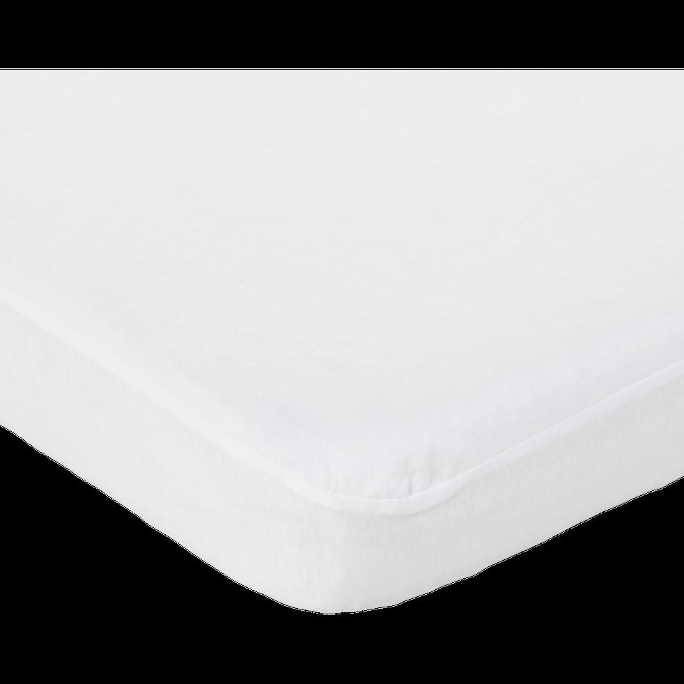 Protège matelas 90x170cm imperméable en coton-Nina