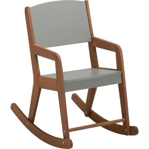 Rocking-chair en acacia pour enfant